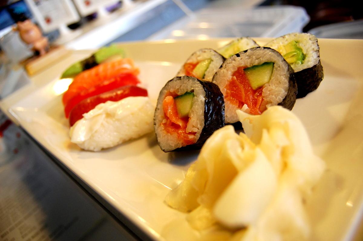 Today Sushi Goteborg Inom Vallgraven Sushi Restauranger