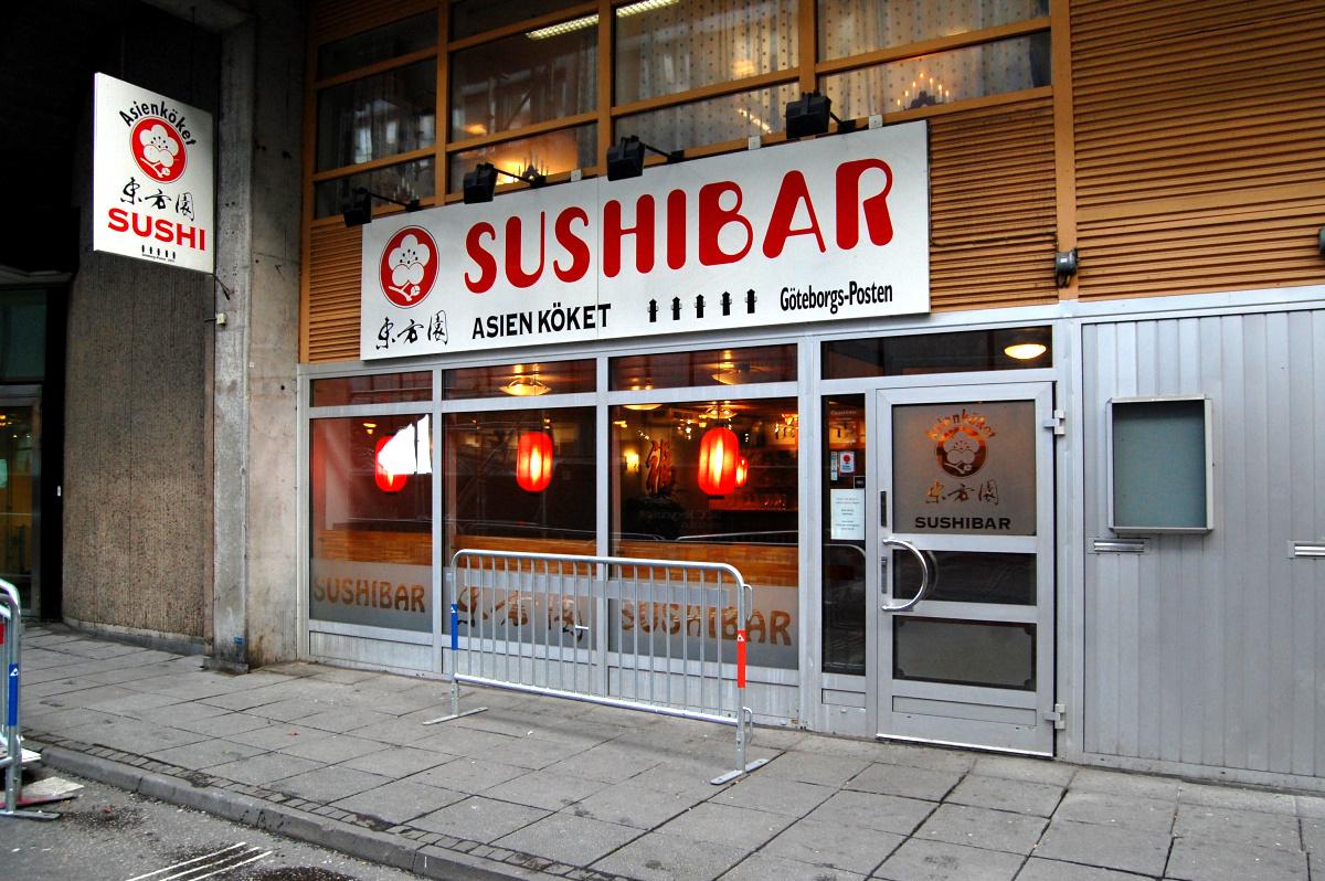 Asienkoket I Nordstan Goteborg Nordstan Sushi Restauranger