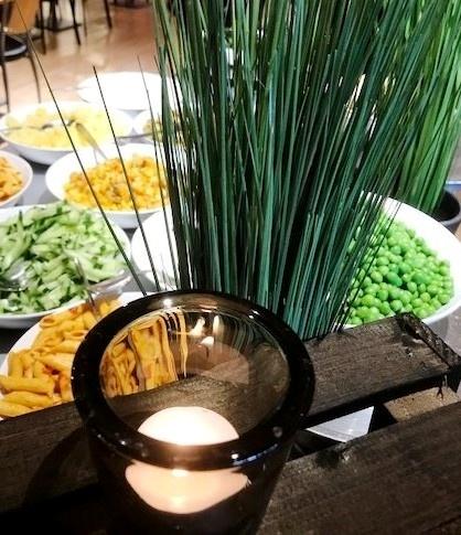 Asiatisk restaurang ica focus