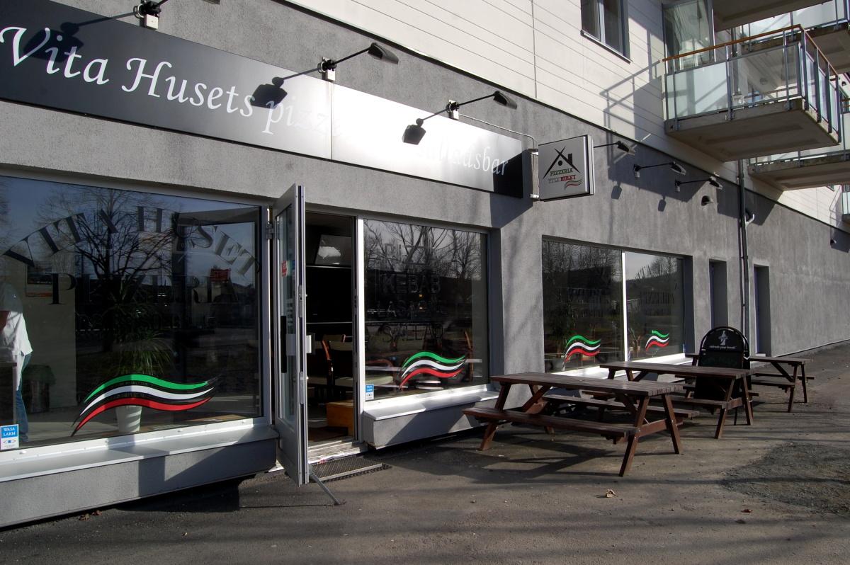 vita husets pizzeria åby meny