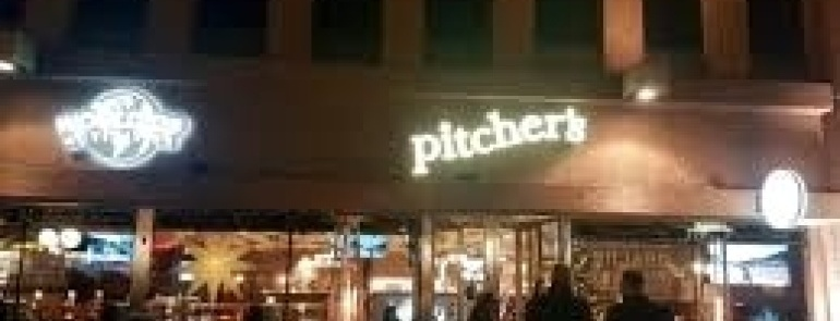 pitchers helsingborg meny