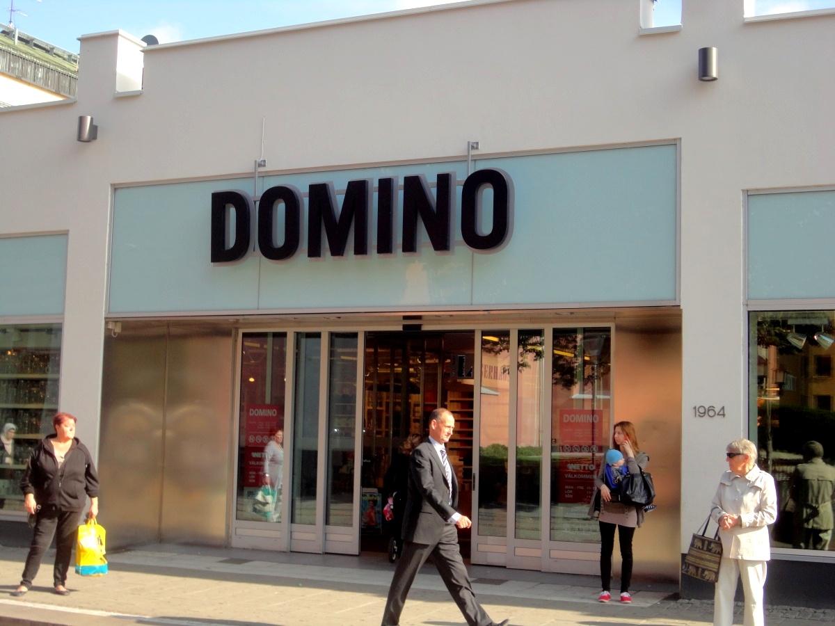 galleria domino öppettider