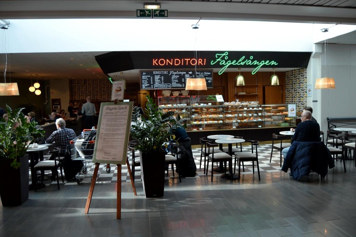 Mat gränby centrum