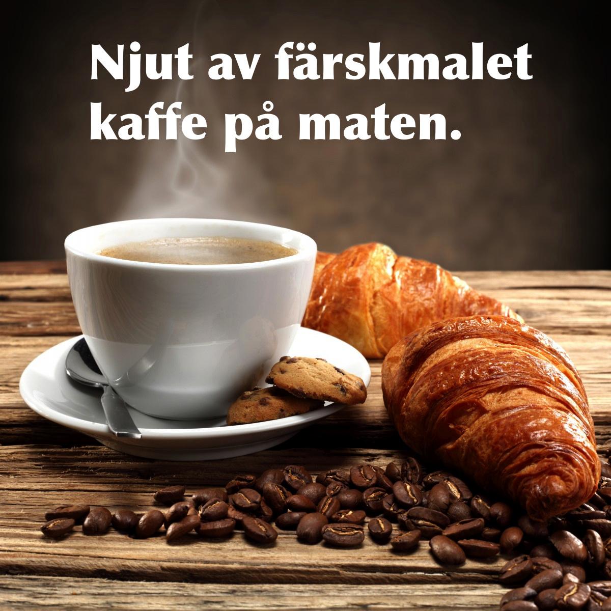 kaffe hämmar näringsupptag