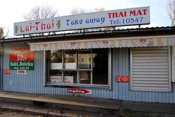 knulla gävle lai thai halmstad