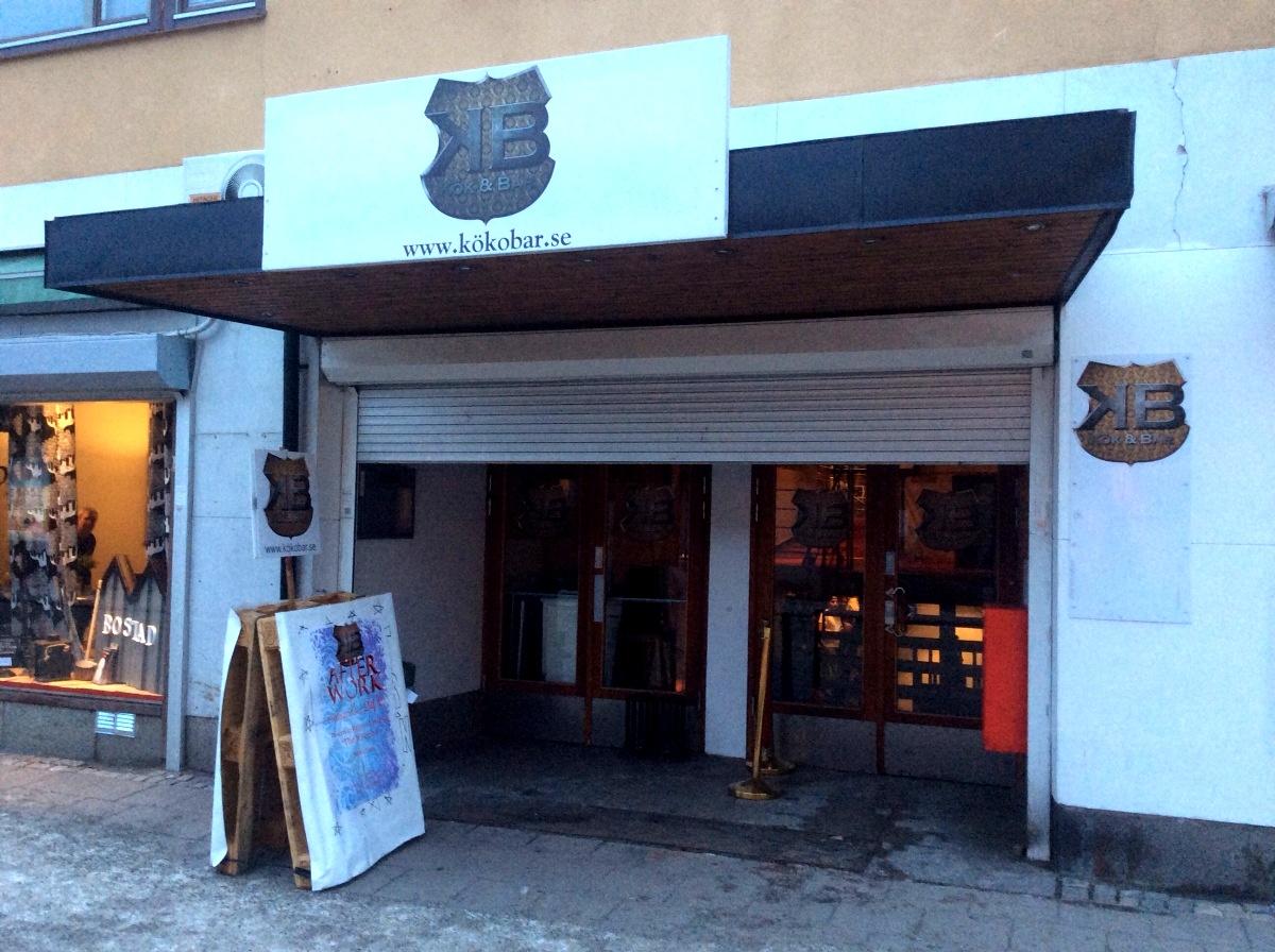 rött kök och bar : Kök och bar Enköping Restauranger kvartersmenyn ...