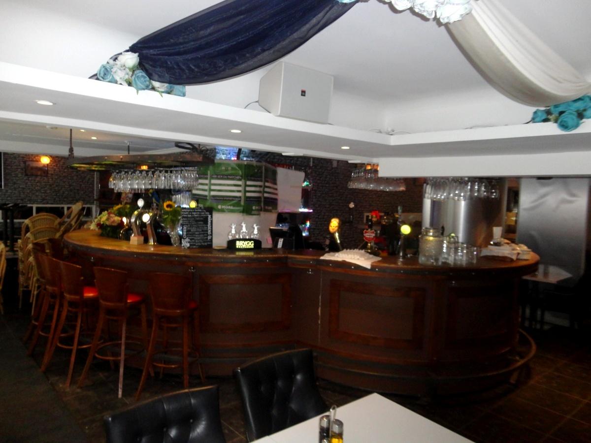 italiensk restaurang vid östermalmstorg
