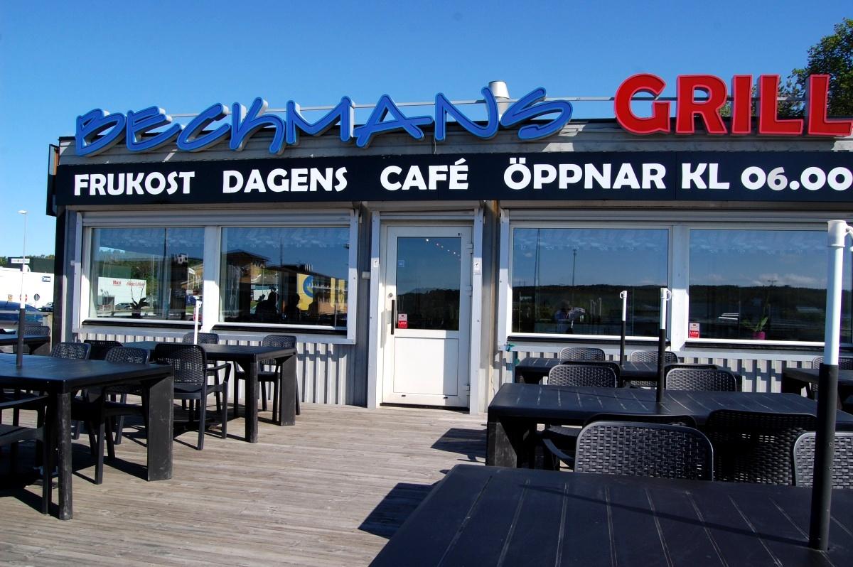 Beckmans 421 Västra Frölunda Göteborg Högsbo Svenskt