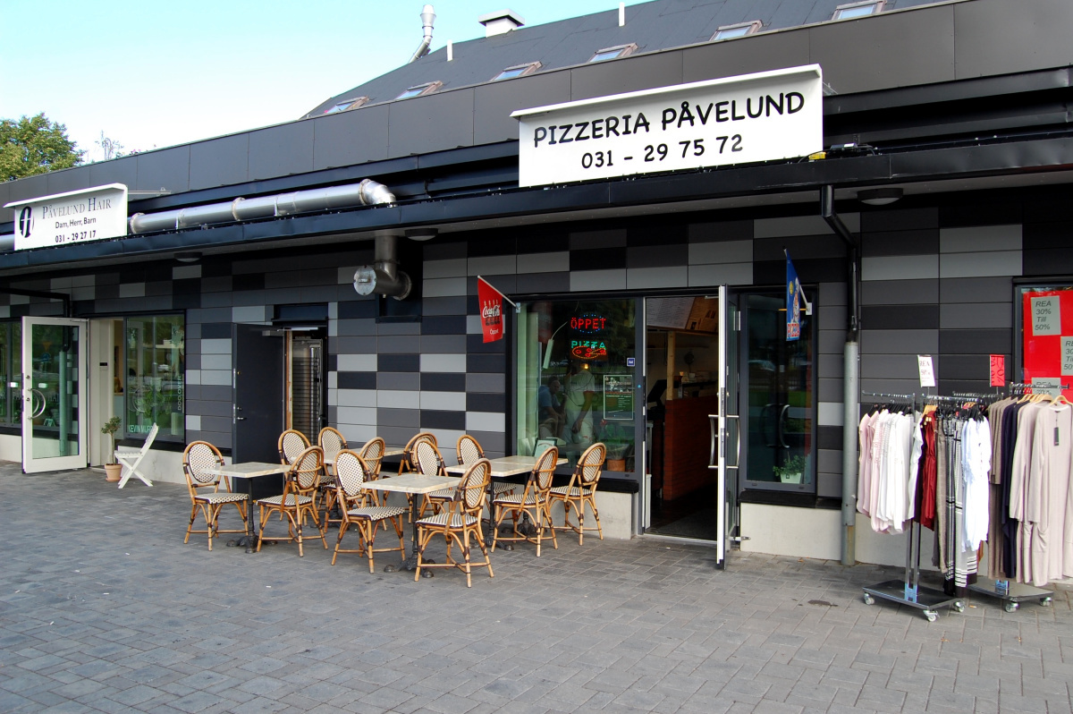 pärlans pizzeria strängnäs meny