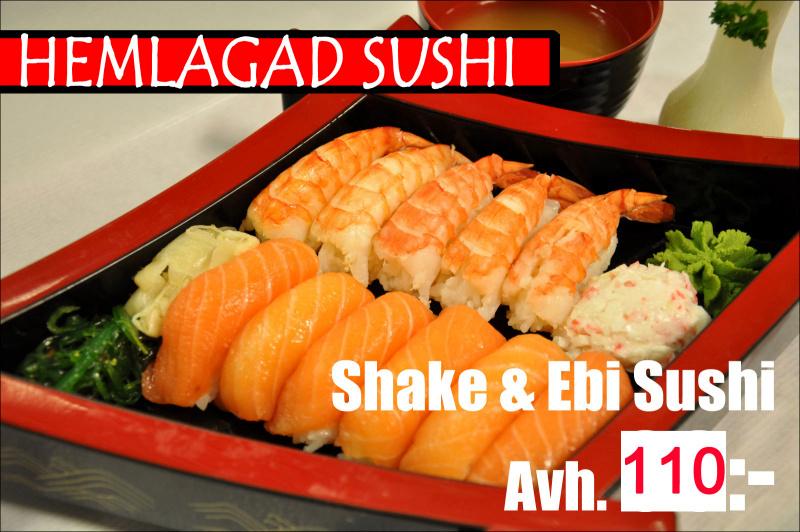 akie sushi sköndal
