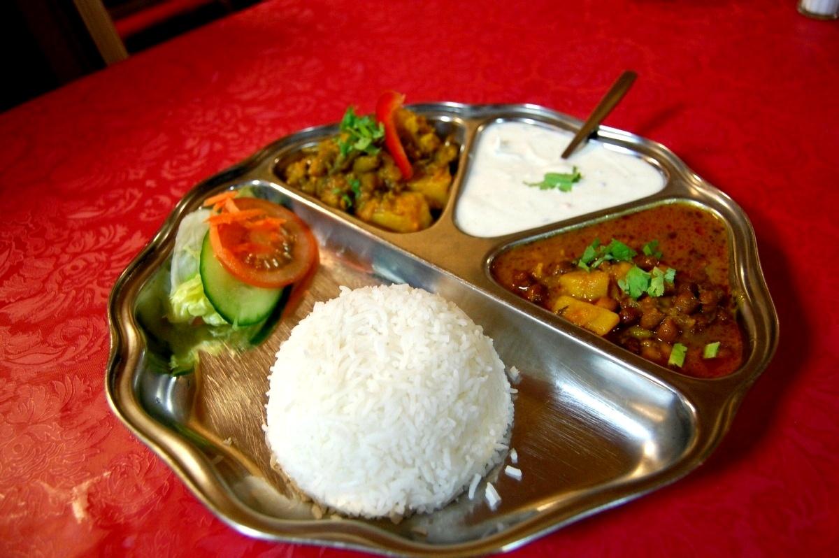 indiska köket meny