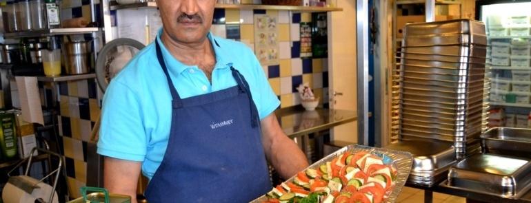 vegetarisk restaurang gävle