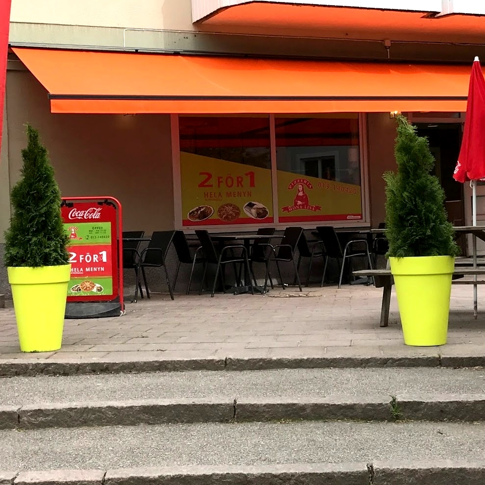 mona lisa pizzeria linköping