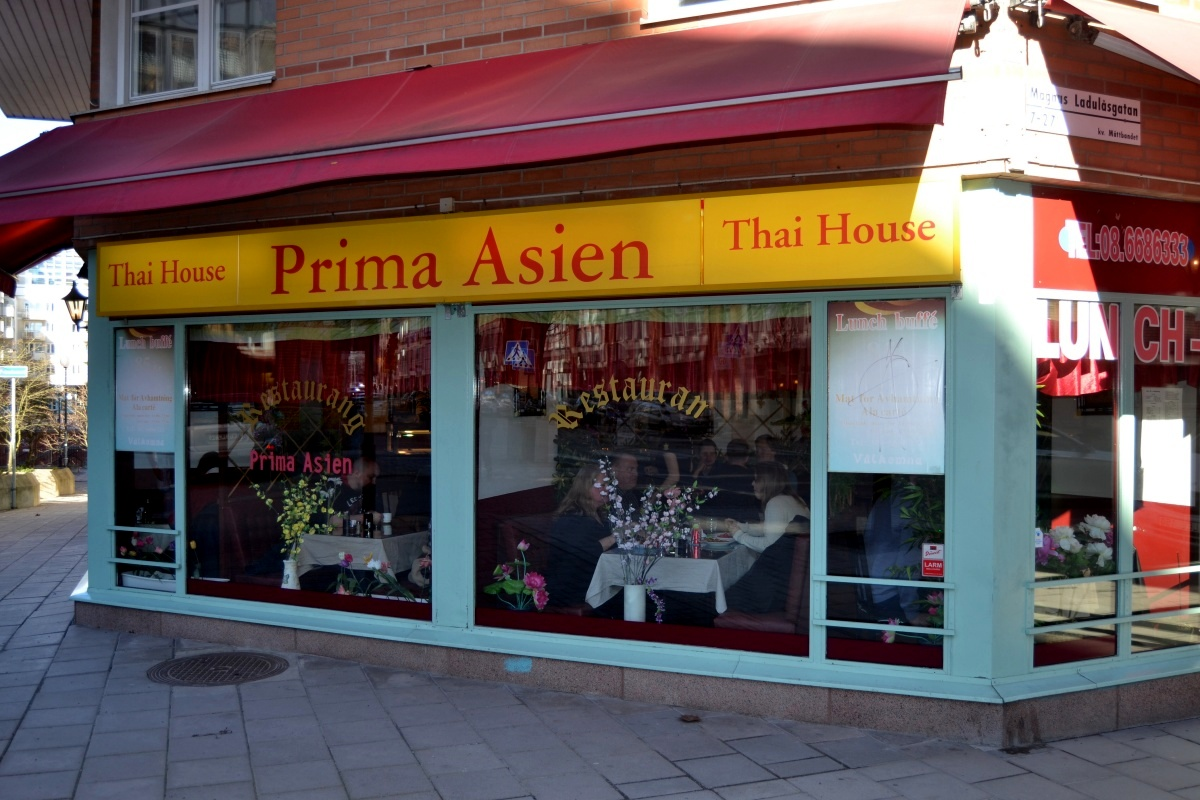 thaimat borås billig massage stockholm