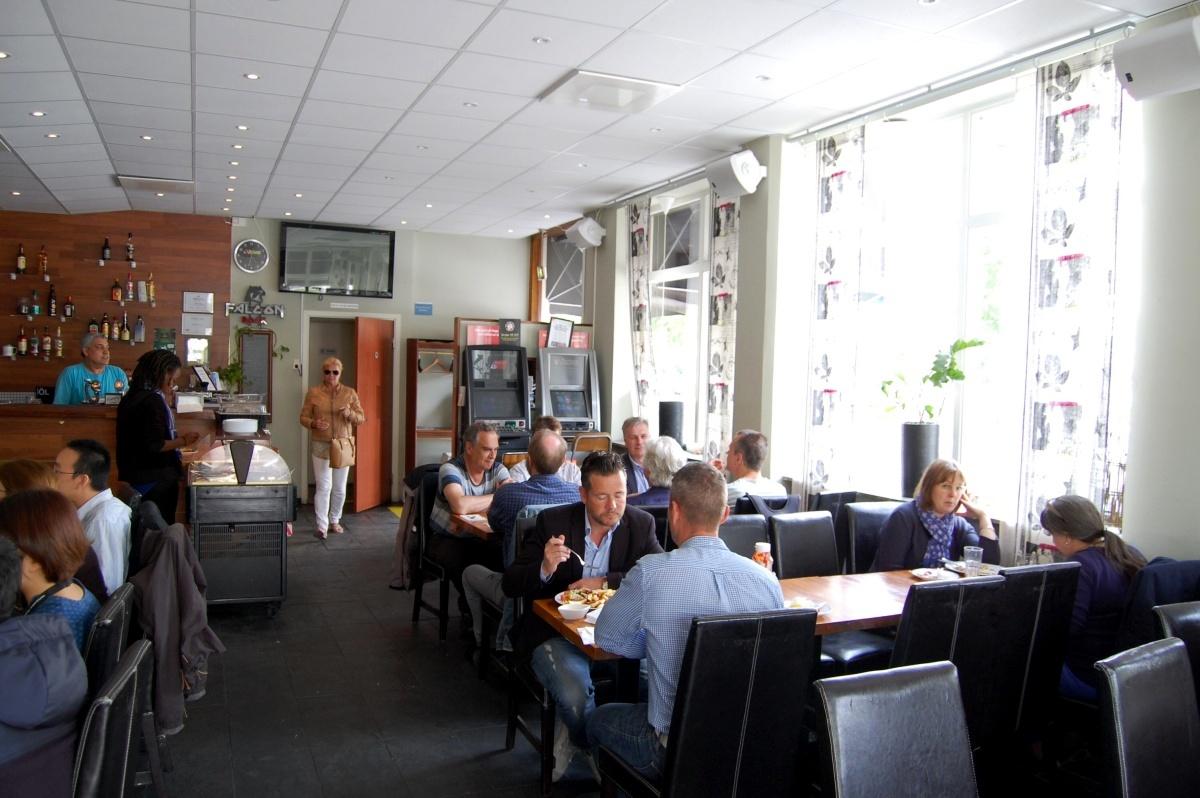 restaurang enköping